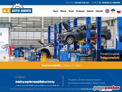 Serwis samochodowy Kraków