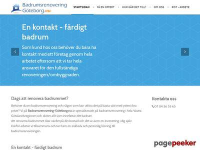 Badrumsrenovering G�teborg,  Renovera badrum,  Badrumsrenoveringa - http://www.badrumsrenovering-goteborg.nu