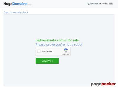 BajkowaSzafa.com - Piżamki