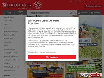 Bauhaus Shop