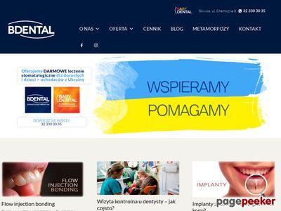 Centrum Stomatologii B-dental