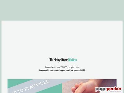 Home - Beat Kidney Disease 1