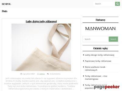 Reklamowe torby - ATEMI Bempol