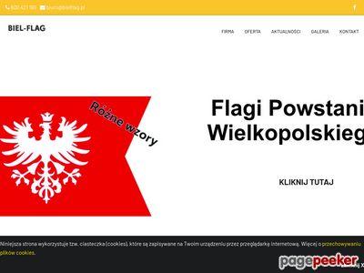 Flagi urzędowe