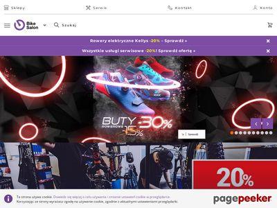 Sklep rowerowy - Bikesalon.pl