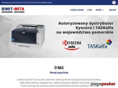 Bimit-Mita Gdańsk - urządzenia wielofunkcyjne