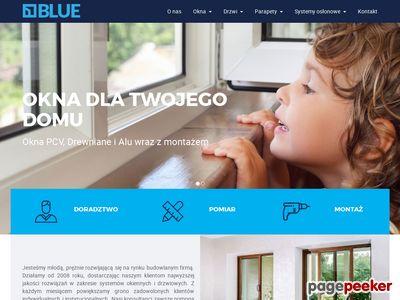 Blue Wrocław Okna
