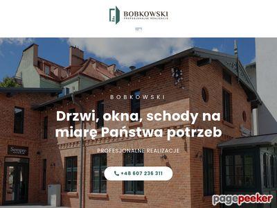 Zakład stolarski Sierakowice