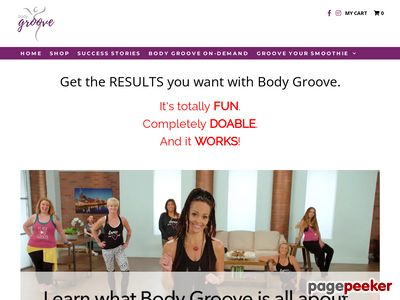 Body Groove | A revolution in health 1