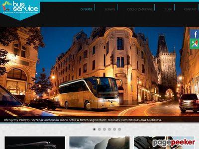 BUS-SERVICE Serwis autobusów Olsztyn