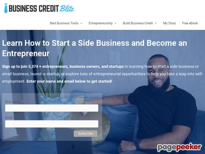 Business Credit Blitz - Learn How to Build Business Credit with Business Credit Blitz 1