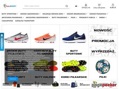 Buty piłkarskie i buty na hale - butyzakupy.pl