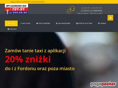 Radio taxi Bydgoszcz