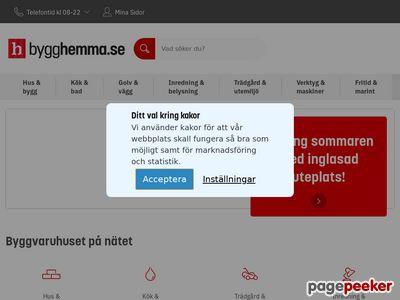 Bygg hemma - http://www.bygghemma.se