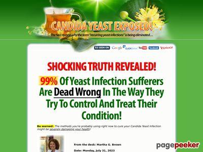 Candida Yeast Exposed! 1