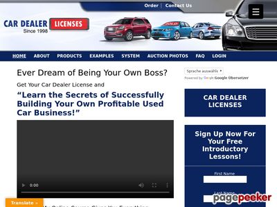 Car Dealer Licenses How To Start A Car Business 1
