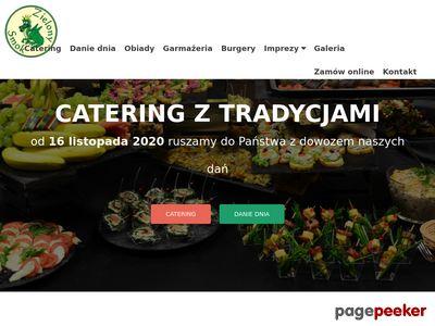 Firmy i usługi cateringowe, obiady Kraków