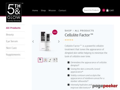 Cellulite Factor: Free presentation reveals an unusual secret to reducing the apearence of cellulite 1