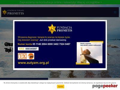 Centrum Terapii PROMITIS - Psychoterapia