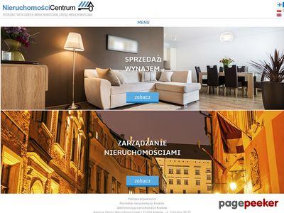 Wynajem mieszkań Kraków