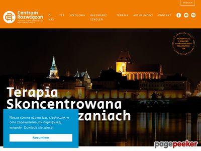centrumrozwiazan.pl - terapia skoncentrowana na rozwiązaniach