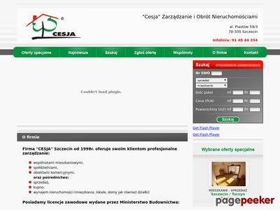 Kawalerka - Zachodniopomorskie