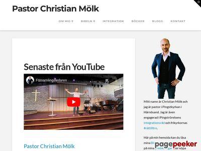 Christian M�lk - http://www.christianmolk.se