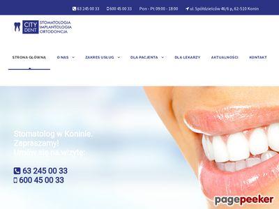Dentysta Konin