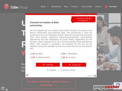 Agencja SEM Cube Group
