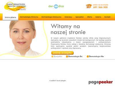 Dr Romaszkowa botox Poznań