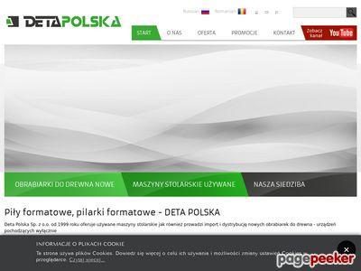 Deta Polska Brykieciarki
