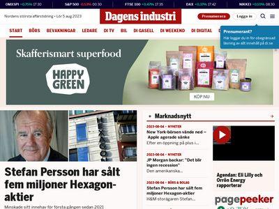 瑞典工商业日报