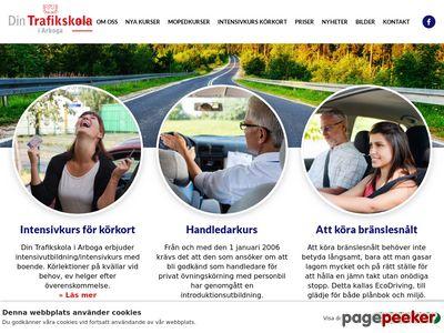 intensivkurs k�rkort med boende - din trafikskola i arboga - http://www.dintrafikskolaiarboga.se