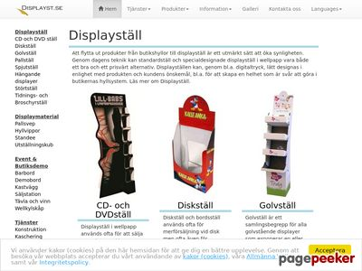 Displayst�ll i wellpapp - http://www.displayst.se