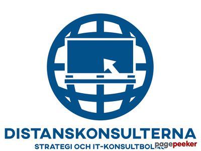Distanskonsulterna IT-Partner - http://www.distanskonsulterna.se