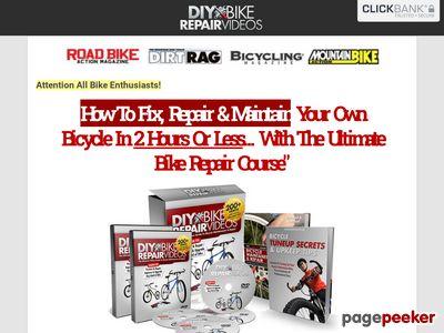 DIYBikeRepair® Easy Bicycle Repair Course With 200 Videos and Bike Repair Manuals 1