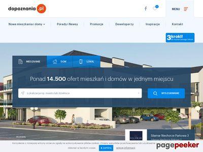 Nowe domy Wrocław