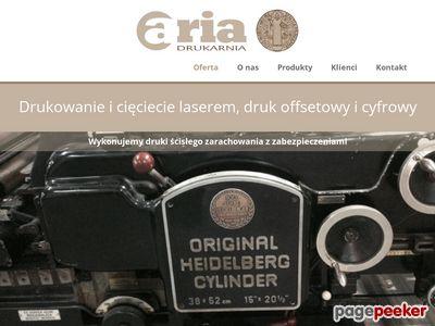 Drukarnia Warszawa