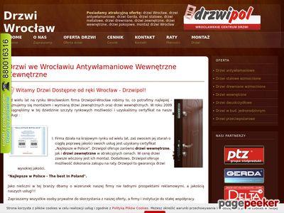 Montaż drzwi Wrocław