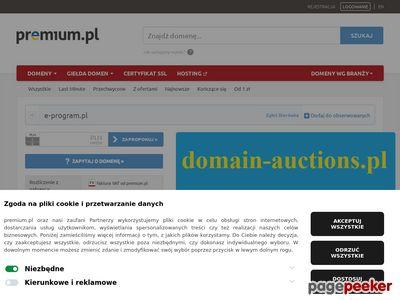 Aplikacje :: e-Program.pl