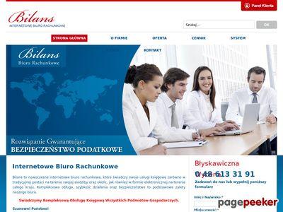 Biuro rachunkowe Białobrzegi