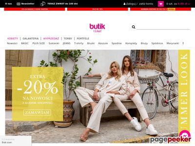 Odzież młodzieżowa sklep internetowy