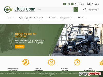 Używany melex | www.electrocar.pl