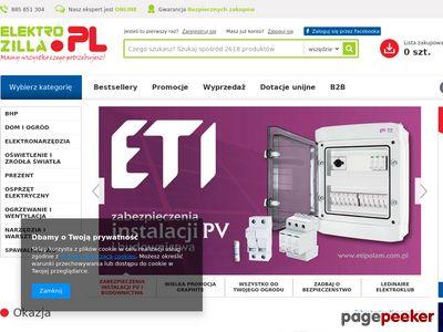 Elektrozilla.pl - spawarki, narzędzia, akcesoria