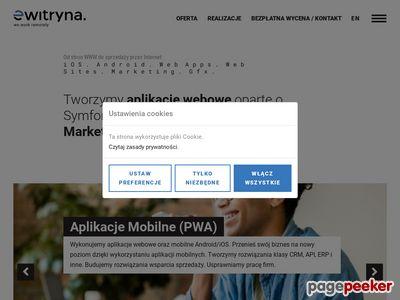 Ewitryna ? Strony Internetowe Warszawa