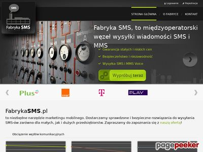 Fabrykasms.pl - wysyłanie SMS