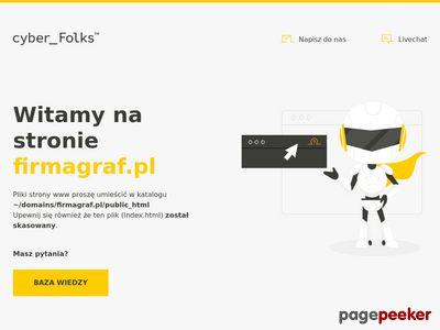 Okna pcv Poznań - firmagraf.pl