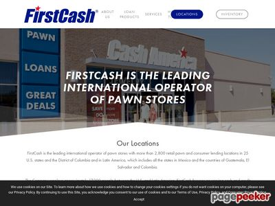 First Cash Advance