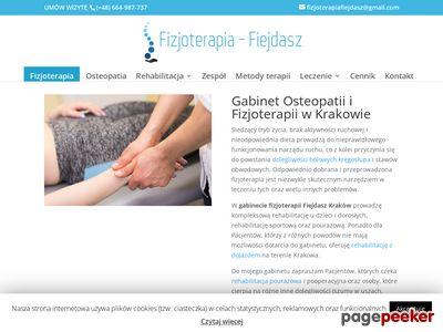 Terapia Manualna Kraków