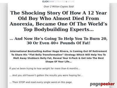 The Flat Belly Transformation 1